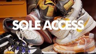 Inside the Phoenix Suns Locker Room | Sole Access