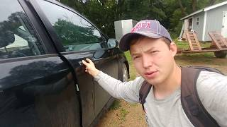 How To Fix a Car Door that Won't Close with a Stuck Latch