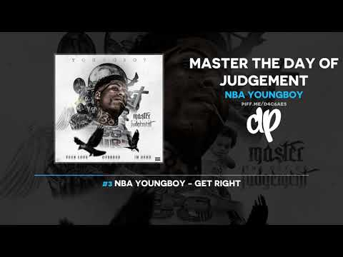 "NBA Youngboy – ""Master The Day Of Judgement"""