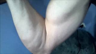 Striptease bodybuilding