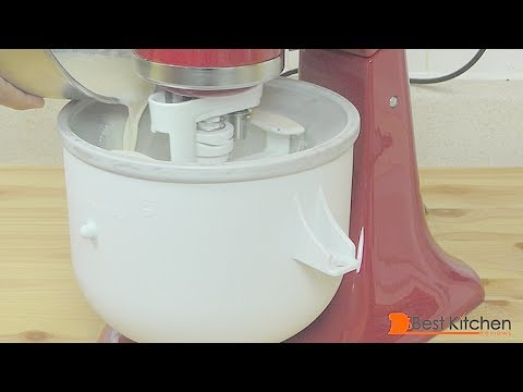 Kitchenaid Ice Cream Maker Attachment Review