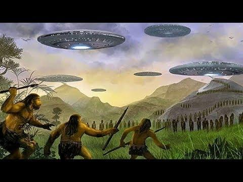 Древние цивилизации контактировали с пришельцами. Доказательства