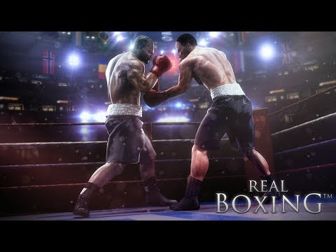 Vídeo do Real Boxing