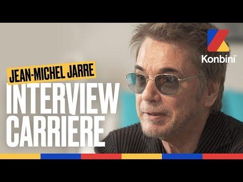 Jean-Michel Jarre - Le sampling, un aspect fondateur de la musique moderne | Konbini