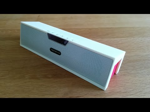 , title : 'TECEVO T7 Bluetooth Wireless Speaker Review Including Sound Test'