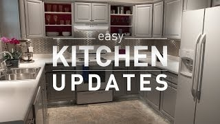 Budget-Friendly Kitchen Makeover From Lowes