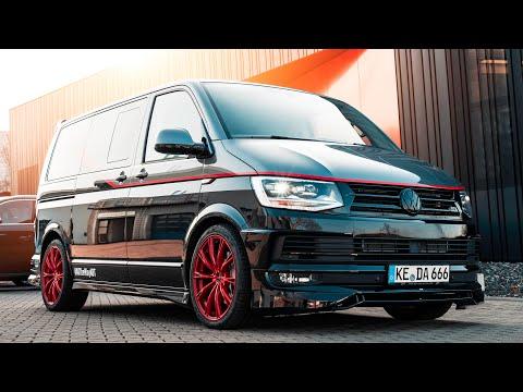 VW T6 DA-Team Bus   DIE FOLIERUNG   Daniel Abt