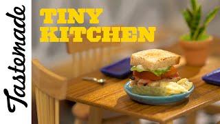 Tiny BLT Sandwich   Tiny Kitchen