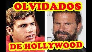 FAMOSOS DE LA TELEVISIÓN ABANDONADOS  OLVIDADOS POR HOLLYWOOD
