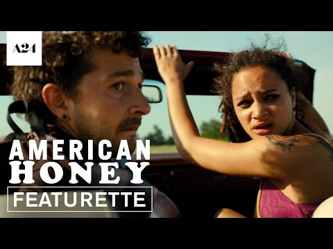 American Honey (Featurette 'On the Road')