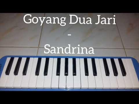 , title : 'Goyang Dua Jari - Sandrina ~~ Pianika Cover - Tika Dewi Indriani'