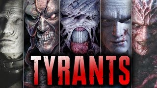 Resident Evil 3 Remake Tyrant Explained - (Road to RE3 Remake)
