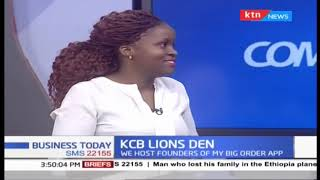 Revisiting Startups under KCB Lion\'s Den, founders of my big order app