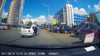 дтп на комсомольской Уфа 16 августа 2017