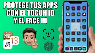 Bloquea tus Apps con Face ID o Touch ID!!