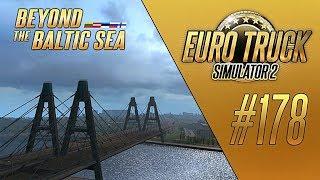 САНКТ-ПЕТЕРБУРГ (+КОНКУРС!) - Euro Truck Simulator 2 - Beyond the Baltic Sea (1.33.2s) [#178]
