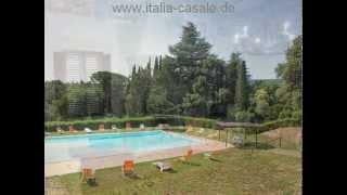 preview picture of video 'Toskana - schönes Landgut mit Ferienwohnungen und Pool bei Chianciano Terme 22/047'