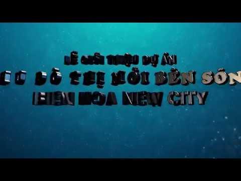 Lễ giới thiệu Khu đô thị mới bên sông - Bien Hoa New City