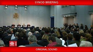 Synod Briefing 2018-10-19