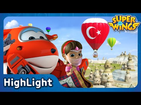 Wish Upon A Jett | SuperWings Highlight | S1 EP51