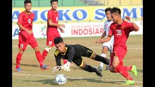 AFF U-16 Championship: Philippines vs Vietnam