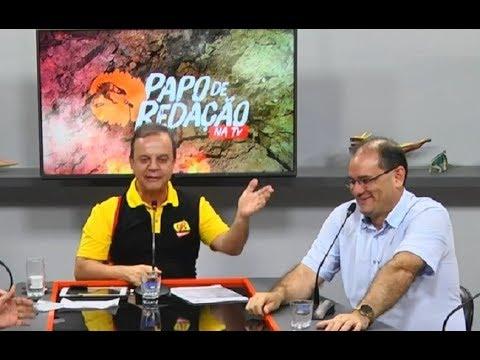 Daniel Pereira é dinossauro por um dia; Assista o Papo de Redação de 7 abril - Gente de Opinião