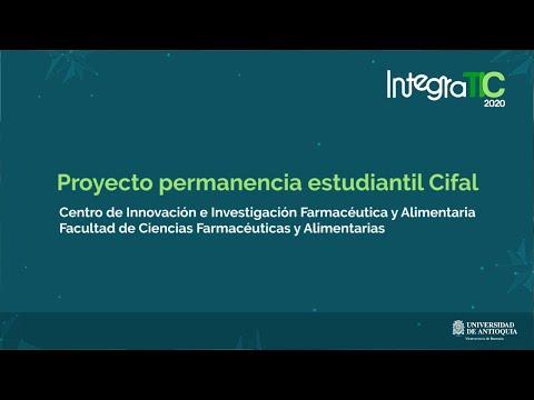 Proyecto permanencia estudiantil Cifal