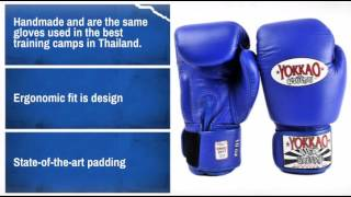 Yokkao Boxing Gloves - MAEQD.com