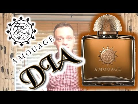 "Amouage ""DIA Woman"" Fragrance Review"
