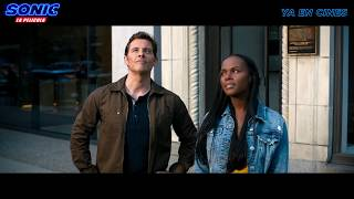 Paramount Pictures Sonic La Película | Número uno en cines anuncio