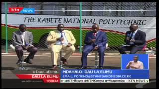 Dau la Elimu: Elimu ya Ufundi na Frank Otieno - 04/03/2017 [Sehemu ya Kwanza]