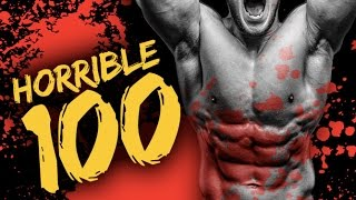 "Xtreme Fat Burning Circuit - ""The Horrible Hundred!"" by ATHLEAN-X™"
