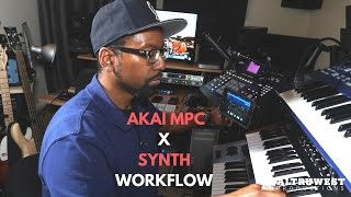 Akai MPC Synth Workflow- 3 Ways to Use Synths in the Akai MPC Series Grooveboxes