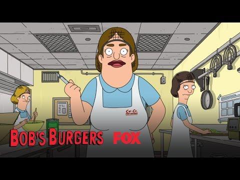 Bob's Burgers 4.07 (Clip 'Lend Me an Egg')