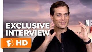 Henry Cavill Says Tom Cruise Did 'Top Gun' Quotes in His Helicopter   Mission: Impossible - Fallout