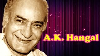 A. K. Hangal Biography | Actor Cum Indian Freedom Fighter - Download this Video in MP3, M4A, WEBM, MP4, 3GP