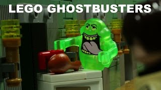 Trailer of LEGO Ghostbusters (2016)