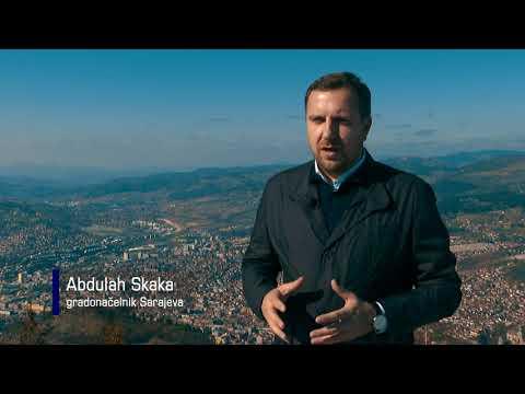 Završeni radovi na kultnom Vidikovcu iznad Sarajeva (VIDEO)