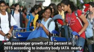 India among costliest yet fastest growing aviation market