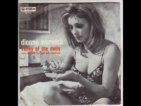 Dionne Warwick ‎''(Theme From) Valley Of The Dolls''