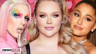 Jeffree Star, Ariana Grande & More Celebs Send Love To Nikkie Tutorials!