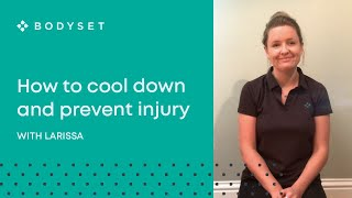 Dynamic Cool Down - Injury Prevention