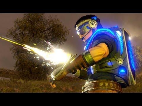 Shootmania Storm - Быков и Онти устраивают бойню. via MMORPG.su