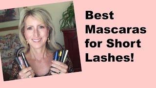 BEST MASCARAS FOR SHORT LASHES