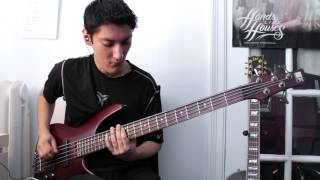 Architects | Black Blood [Bass Cover]