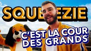 LA COUR DES GRANDS (clash Squeezie)