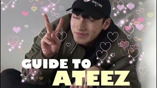 A HELPFUL Guide To Ateez