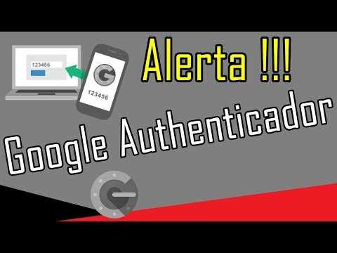 Alerta Google Authenticador