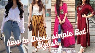 Daily Wear Stylish Looks For Indian Girls/ रोज़ के कपड़ों में कैसे Stylish दिखें / Styling Dailywear