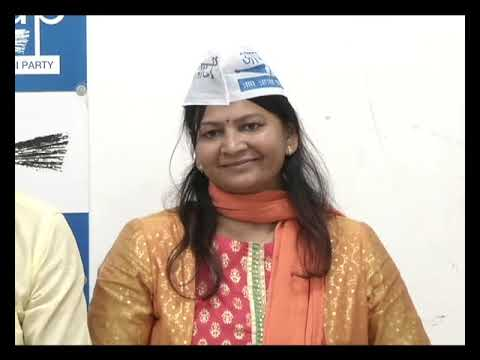 AAP Delhi Convenor Gopal Rai Introduces Uttarakhand Wing , Purvanchal Wing & South Indian Wing